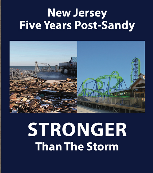 Before and after photos of a Sandy-devastated New Jersey shore town