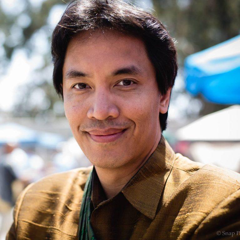 Lao-American writer Bryan Thao Worra