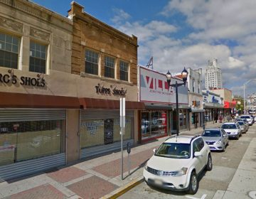 The 200 block of South Broadway is one of Camden's vital retail hubs. (Image Google Maps)