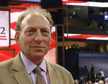 Mike Oreskes is shown at the 2012 Republican National Convention