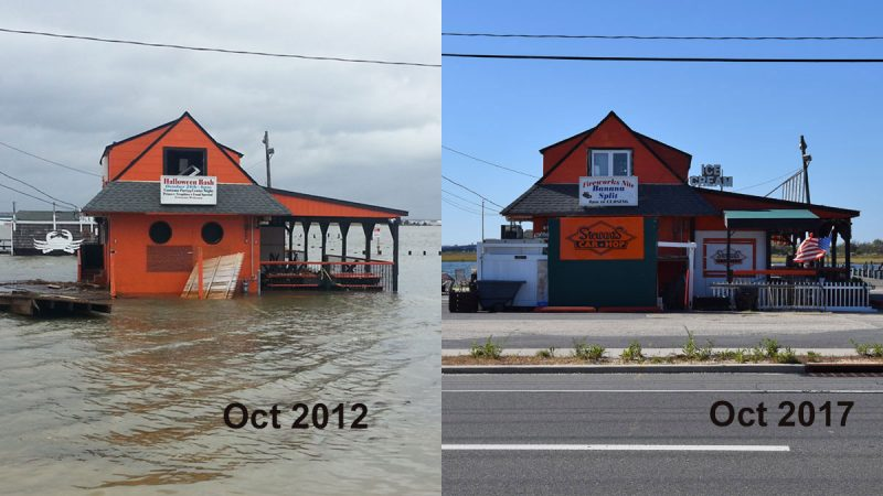 Stewart's Root Beer Drive-In on Route 35 in Seaside Heights, N.J. (Photo by Chris Raia, Toms River Township)