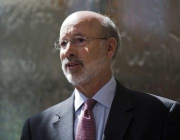 Pennsylvania Gov. Tom Wolf stopped the practice of accepting gifts among people under his authority when he took office three years ago, but that does not apply to state legislators and other elected state officials. (Matt Rourke/AP Photo, file)