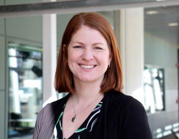 Villanova Professor Stacey Havlik.