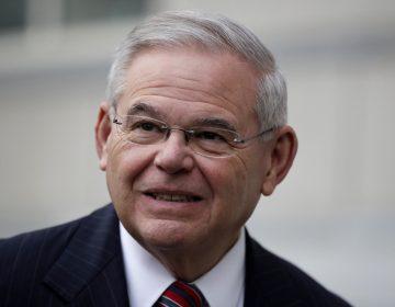 U.S. Sen. Bob Menendez (Julio Cortez/AP Photo)