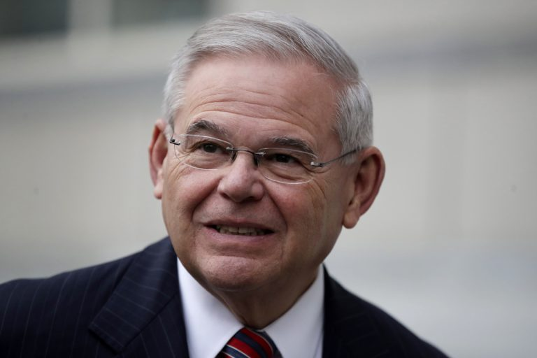 U.S. Sen. Bob Menendez (Julio Cortez/AP Photo)