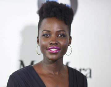 In this June 13, 2017 file photo, Lupita Nyong'o attends the Women In Film 2017 Crystal and Lucy Awards in Beverly Hills, Calif. Nyong'o became the lone public woman of color among Weinstein's litany of accusers, writing in a New York Times op-ed last month that she had an unsettling encounter with the producer in 2011 at his home in Connecticut. (Richard Shotwell/Invision/AP, File)
