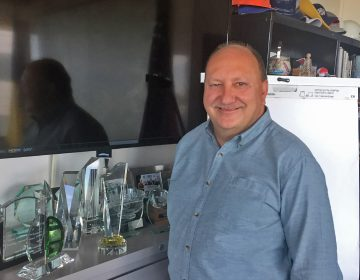 Allentown Mayor Ed Pawlowski won reelection to a fourth term despite facing a 54-count federal indictment. (Annette John-Hall)