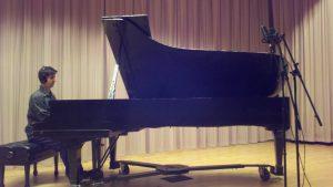 pianist Leonardo LeSan