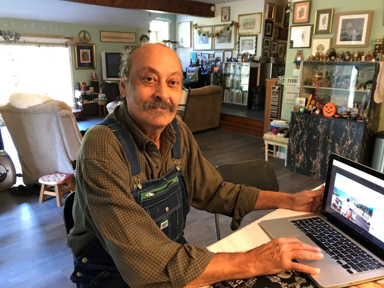 Ron Ferrizzi, who grew up in North Philadelphia, was an Army helicopter crew chief tasked with drawing enemy fire in Vietnam.