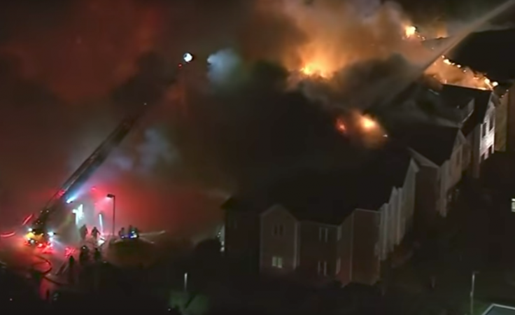 Fire at Barclay Friends Senior Living Community in West Chester (AP)