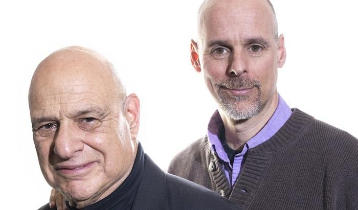 Tony (left) and Bart (right) Campolo