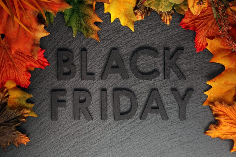 Black Friday (Photo Courtesy Bigstock)
