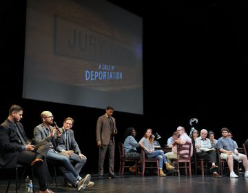 Bowser presents Trial by Jury, A Case of Deportation at the Broad Performing Arts Center in Santa Monica, CA.