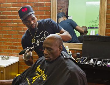 Haircuts 4 homeless opens up their own barber shop.