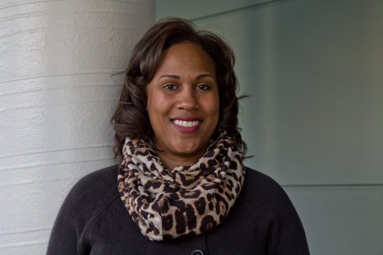 Keir Bradford-Greyis the chief public defender in Philadelphia. (Kimberly Paynter/WHYY)
