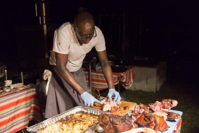 Chef Shola Olunloyo