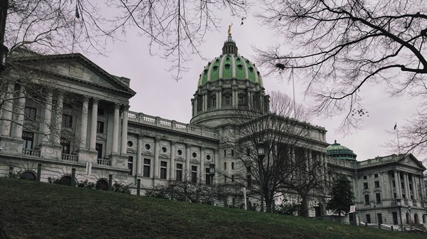 Pennsylvania State Capitol in Harrisburg (WITF)