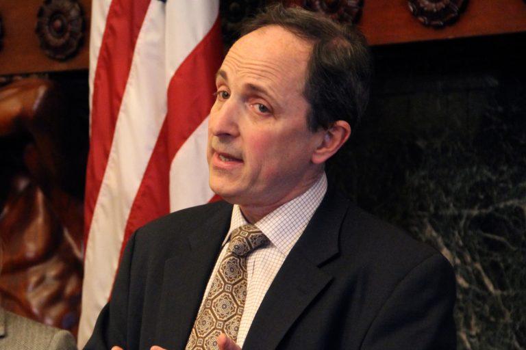 Philadelphia's Director of Finance Rob Dubow.