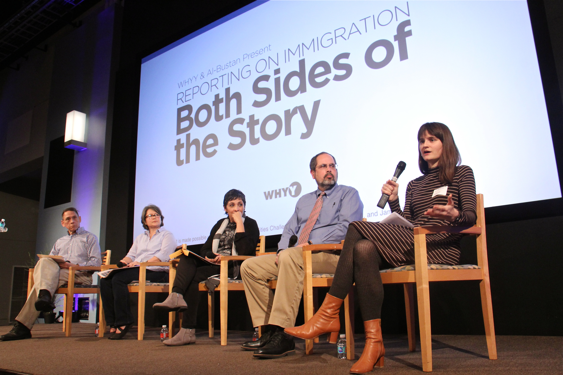 i've lived it': examining how journalists report on the immigrant