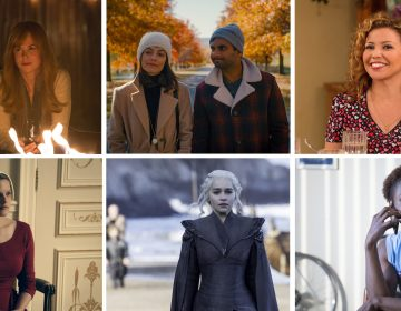 Big Little Lies, Master of None, One Day at a Time, The Handmaid's Tale, Game of Thrones and Insecure all made NPR's top list. (HBO/Hulu/Netflix)