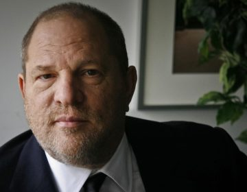 In this Nov. 23, 2011 file photo, film producer Harvey Weinstein poses for a photo in New York. Six women filed a federal lawsuit against Weinstein on Wednesday, Dec. 6, 2017, claiming that the movie mogul's actions to cover up assaults amounted to civil racketeering. (John Carucci/AP Photo, file)