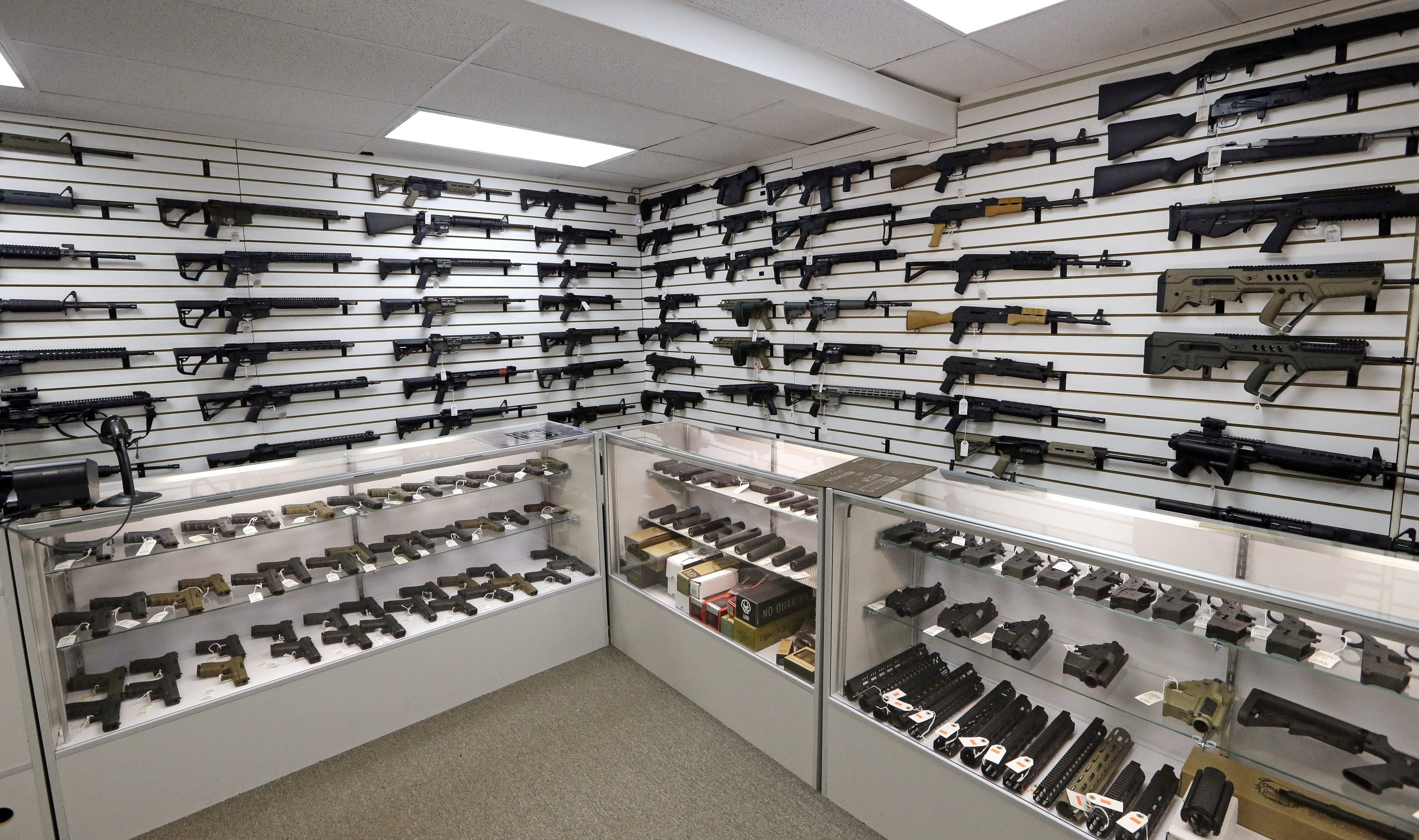 To Halt Some Gun Sales Cities Move To Force Better
