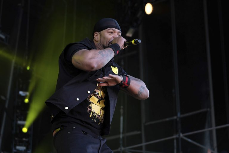 Method Man from the hip hop group the Wu-Tang Clan performs on day two of the Governors Ball Music Festival on Saturday, June 3, 2017, in New York. (Photo by Charles Sykes/Invision/AP)