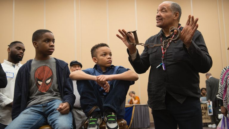 African-American History and Culture Showcase continues to
