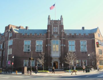 Fisher Bennett Hall on the University of Pennsylvania campus, 34th and Walnut streets.