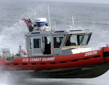 (Courtesy of U.S. Coast Guard)