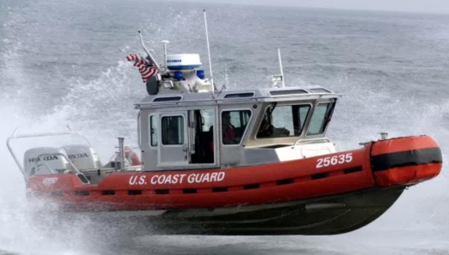 4 injured in N.J. boat crash, authorities say