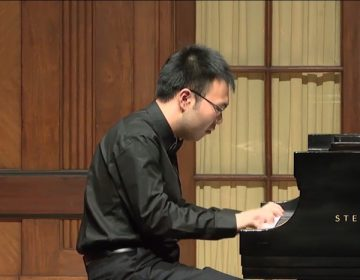 Pianist Tianxu An