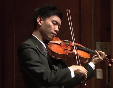 Violist En-Chi Cheng