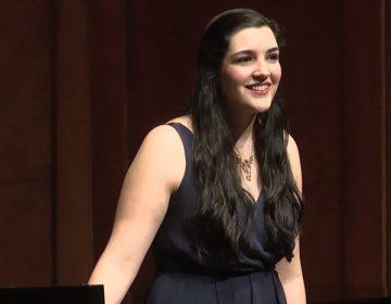 Sophia Fiuza Hunt, mezzo-soprano