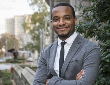 Hazim Hardeman, Temple University's first Rhodes Scholar