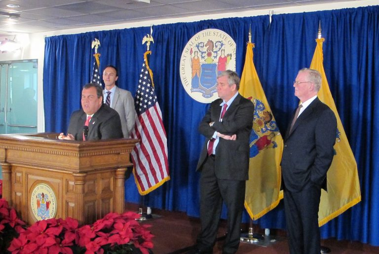 In the face of $90 billion in unfunded liability, New Jersey Gov. Chris Christie and the Pension and Health Benefit Study Commission members say more pension changes are needed.