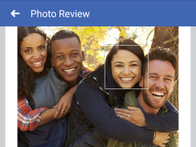 Facebook will soon begin alerting users of photos that feature them, based on facial recognition technology. (Facebook)