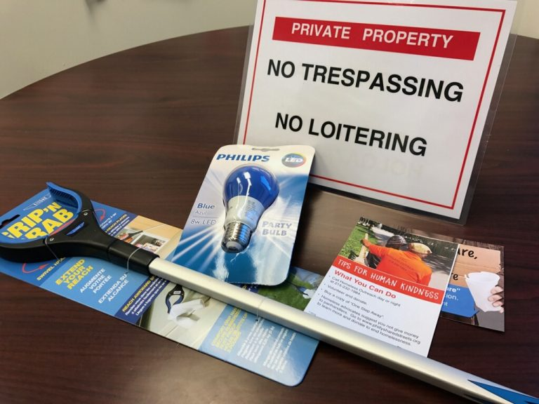 Philly adds blue light bulbs in effort to contain opioid crisis - WHYY