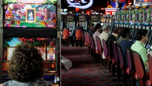 So far, bids for two mini-casinos have netted the state over $100 million. (AP, file)