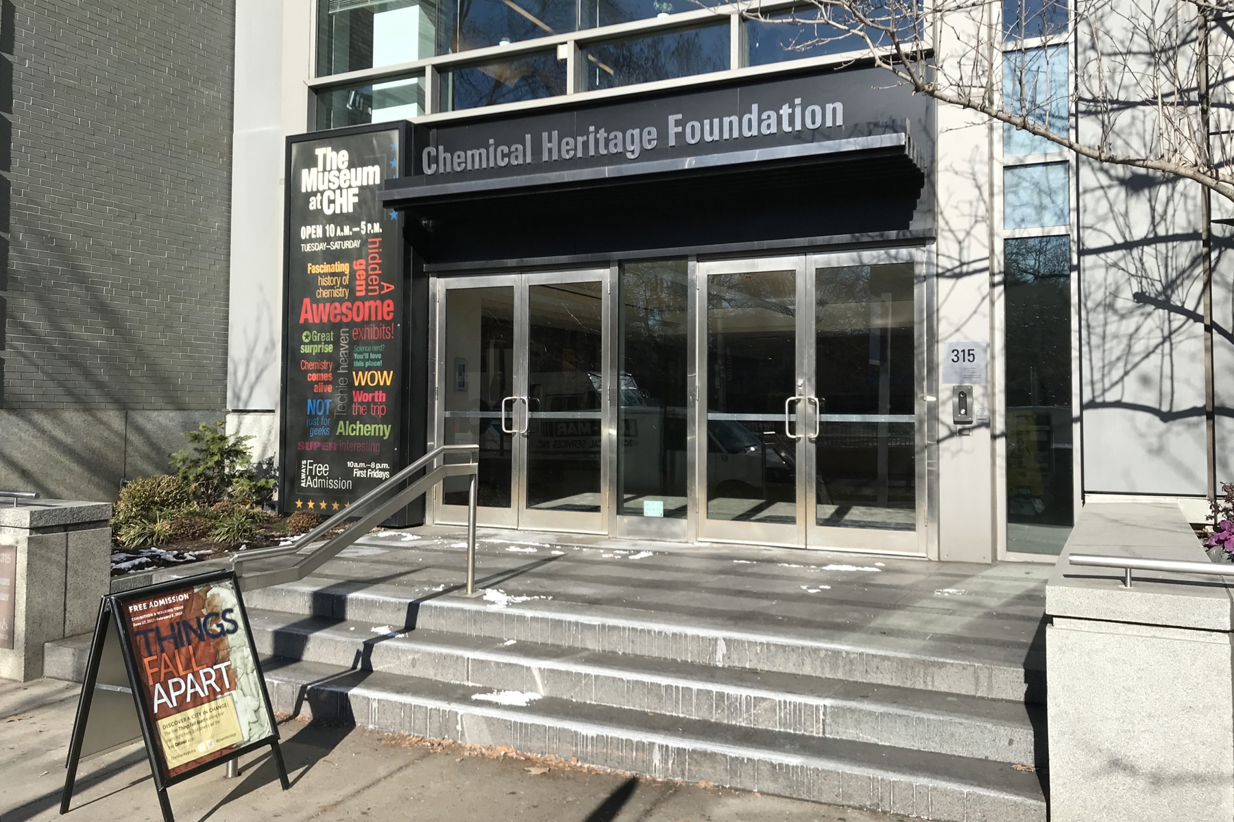 The Chemical Heritage Foundation Will Become Science History Institute On Feb 1