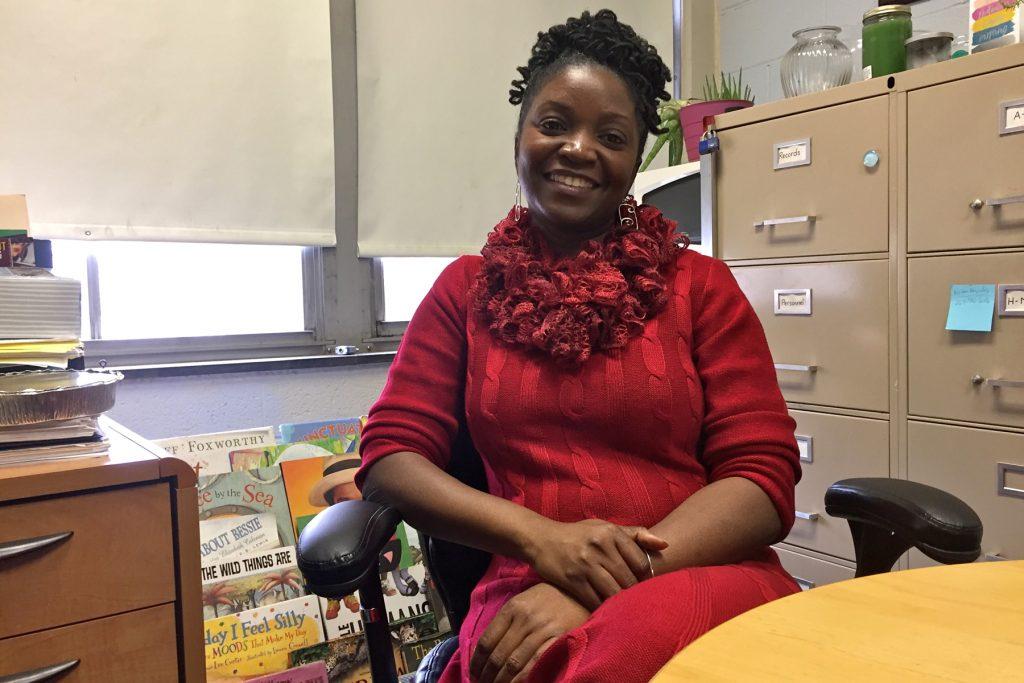 Powel School Principal Kimberly Ellerbee.