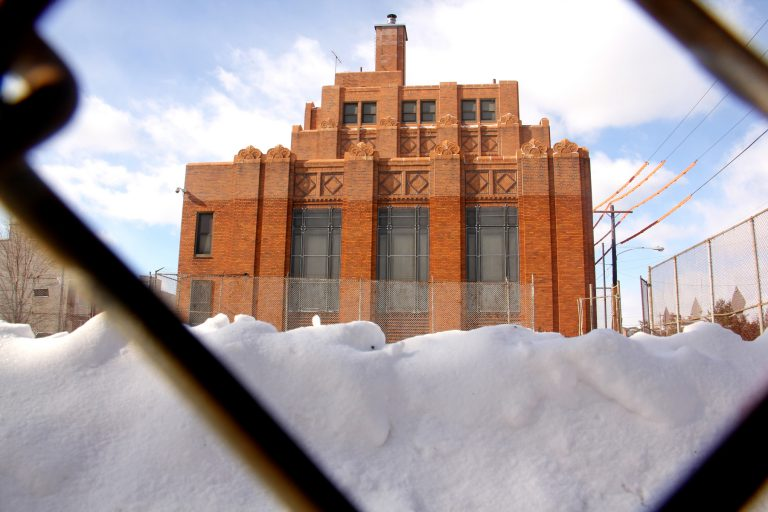 Spring Garden School is one of several schools whose outdated heating system would cost more to repair than to replace.