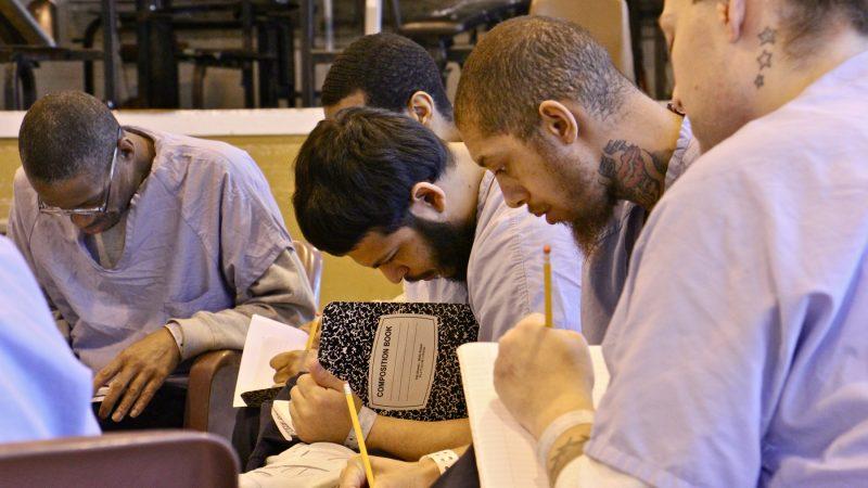 Prisoners write Hannibal Lokumbe''s