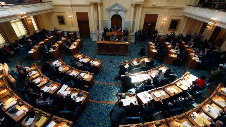 A bill sponsored by New Jersey Assemblyman Dan Benson would establish a program to help spur business development in smaller towns that have seen better days.  (AP Photo/Julio Cortez)
