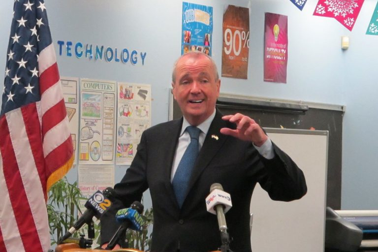 Gov-elect Phil Murphy promises to end PARCC tests in New Jersey. (Phil Gregory/WHYY)
