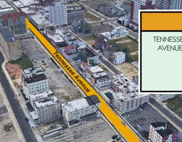 Tennessee Avenue is one of the original properties on the Monopoly Board. (Alan Tu/Google Earth)