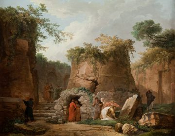 Hubert Robert, French 1733-1808