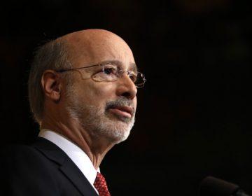 Gov. Tom Wolf will deliver his fourth Pennsylvania budget plan Tuesday. (Matt Rourke/AP Photo)