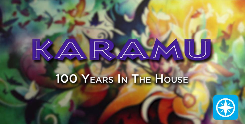 Karamu with Passport logo.
