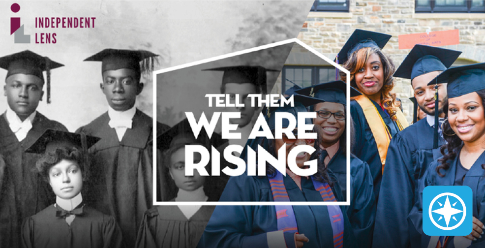 Tell Them We Are Rising - Available on WHYY Passport.